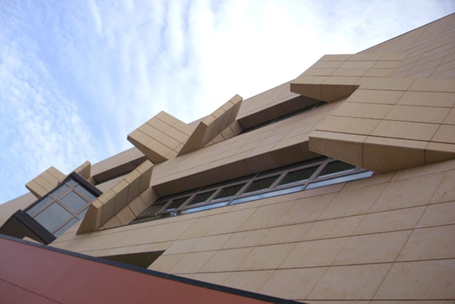 Facade, Viamonte Exterior Veneer