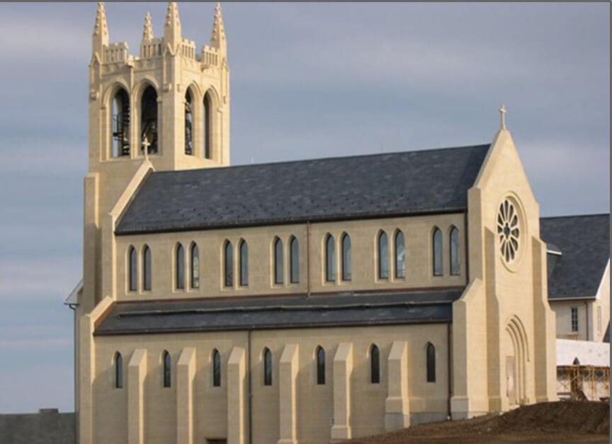 Exterior Veneer Viamonte, Abbey, USA