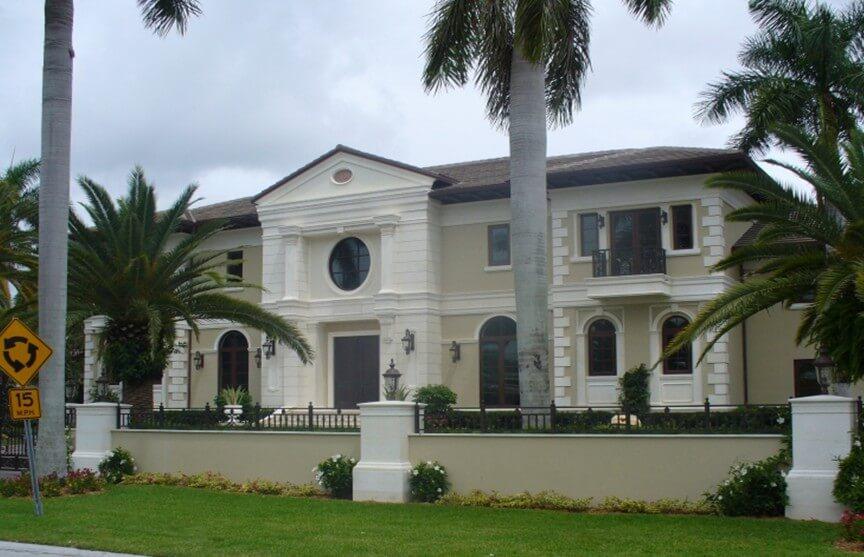 Viamonte,rivate Residence, Miami. USA