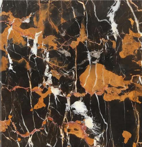 Muestra de marmol Black and Gold