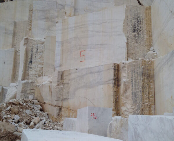 Stone Quality Control Quarry Layer